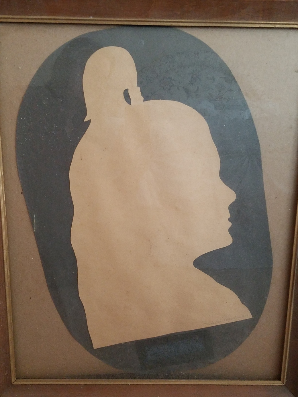 kindergarten silhouette